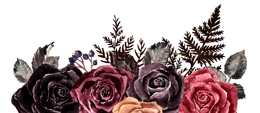 bottom flowers
